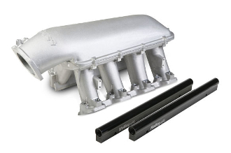 HOLLEY LSX Hi-Ram Intake - GM LS3/L92 105MM TB