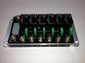 billet 6 relay 35 amp board