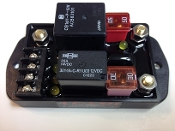 SINGLE STAGE NITROUS RELAY BAORD WITH PURGE RELAY