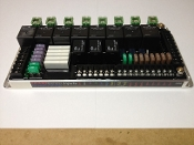 BILLET STREET/STRIP  WIRING BOARD 8 70 AMP RELAYS