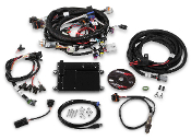 HOLLEY HP EFI ecu & harness ls2/ls6 58x bosch injector