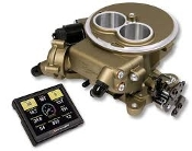 HOLLEY SNIPER EFI 2300 SELF-TUNING KIT - CLASSIC GOLD FINISH