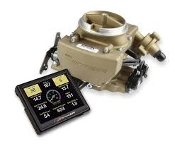 HOLLEY SNIPER EFI 2GC LARGE BORE - CLASSIC GOLD FINISH