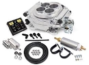 HOLLEY SNIPER EFI SELF-TUNING MASTER KIT - SHINY FINISH