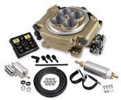 HOLLEY SNIPER EFI SELF-TUNING MASTER KIT - CLASSIC GOLD FINISH