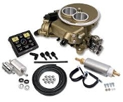 HOLLEY SNIPER EFI 2300 SELF-TUNING MASTER KIT - CLASSIC GOLD