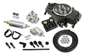 HOLLEY SNIPER STEALTH 4150 MASTER KIT - BLACK FINISH