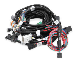 FORD MODULAR 2V & 4V MAIN HARNESS FOR USE WITH HOLLEY SMART COIL